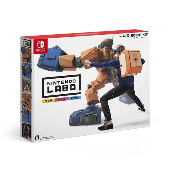 NS Nintendo Labo Toy-Con 02: Robot Kit