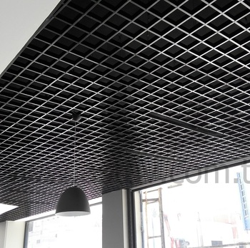 Grilliato Open Cell Grid Decorative Modern Ceilings Buy