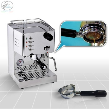 Made in Italy Coffee Maker - Qm 4100 Pippa - Home Espresso Machine