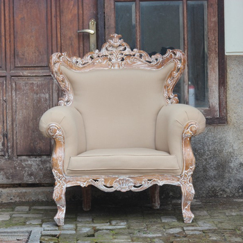 French Furniture Indonesia - Karma Chair Antique Furniture