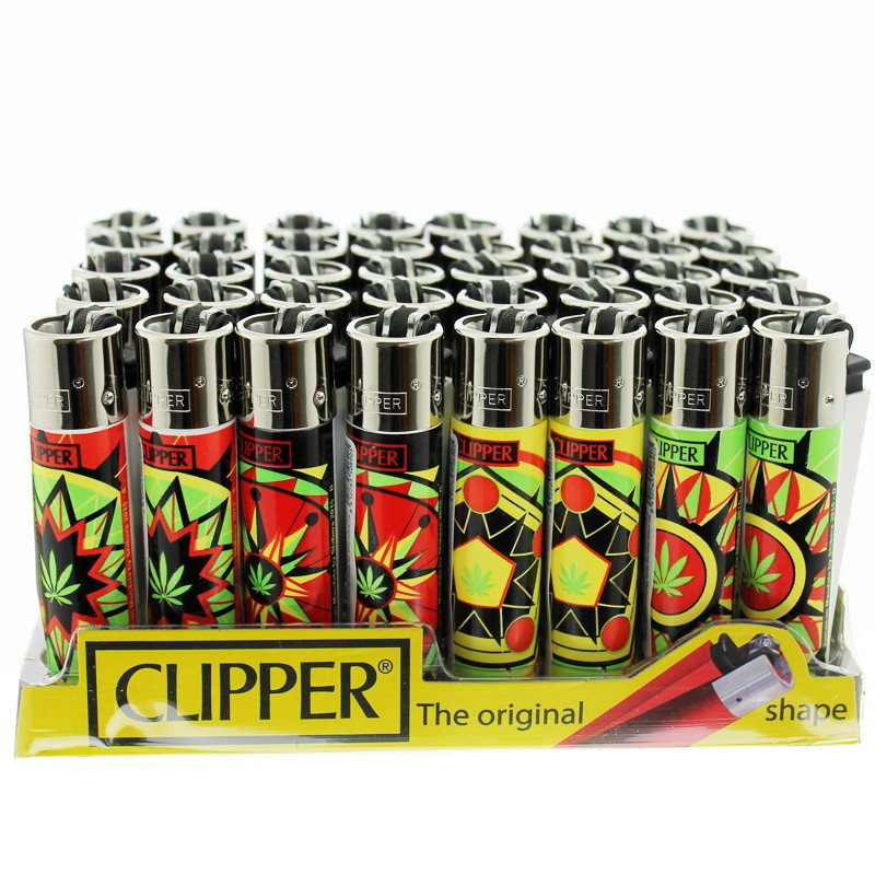 Cigarette Usage and Flint Style Clipper Lighters