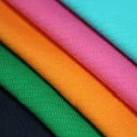 Pima cotton interlock fabric for POLO shirt
