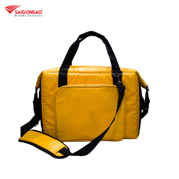 Wholesale private label tarpaulin waterproof cooler bag for camping, fishing or outdoor picnic
