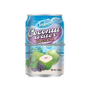 330ml Canned Natural Coconut Water