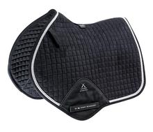 HORSE Dressaga Saddle Pad , HORSE BLACK SADDLE PAD