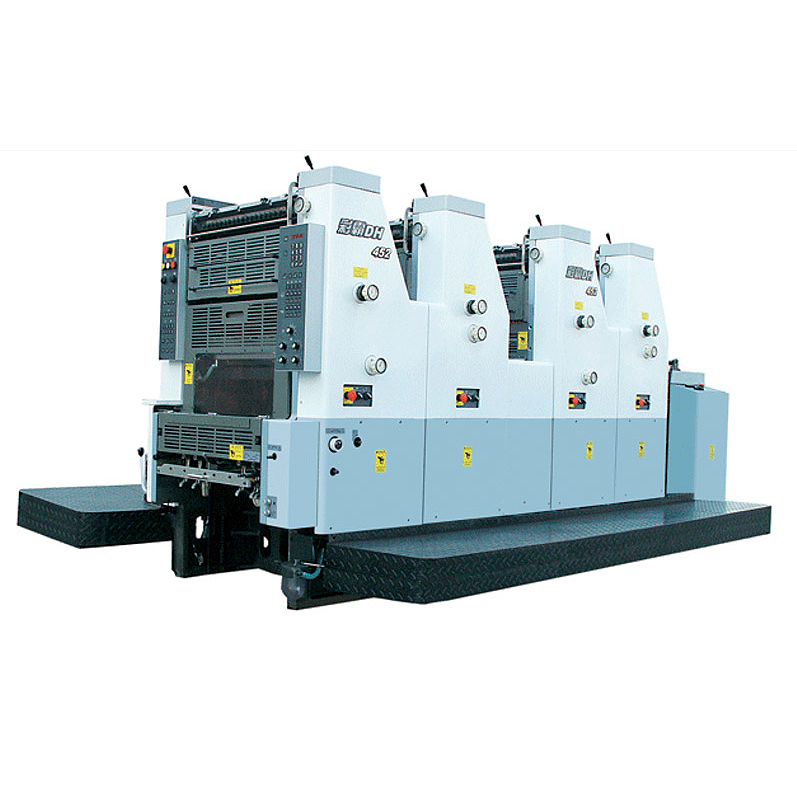 4 Color Offset Printing Press