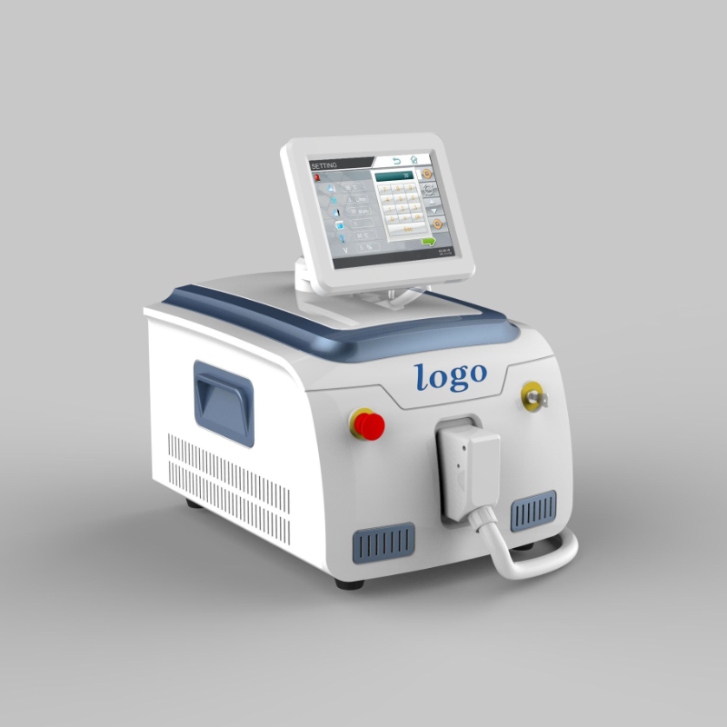 New Update Soprano Ice German 808nm Diode Laser Machine Price for hair removal