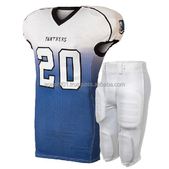 new concept 9d2d7 b763a 2018 High Quallty Stiching Custom Panthers American Football  Jersey/football Uniform Men - Buy Custom Design American Football  Uniforms,Panthers ...