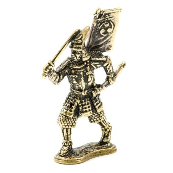 SAMURAI brass Military Toy