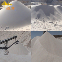 Well Processed Silica Glass Sand