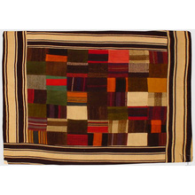 BEST QUALITY PATCHWORK WOOL HAND WOVEN AREA RUGS