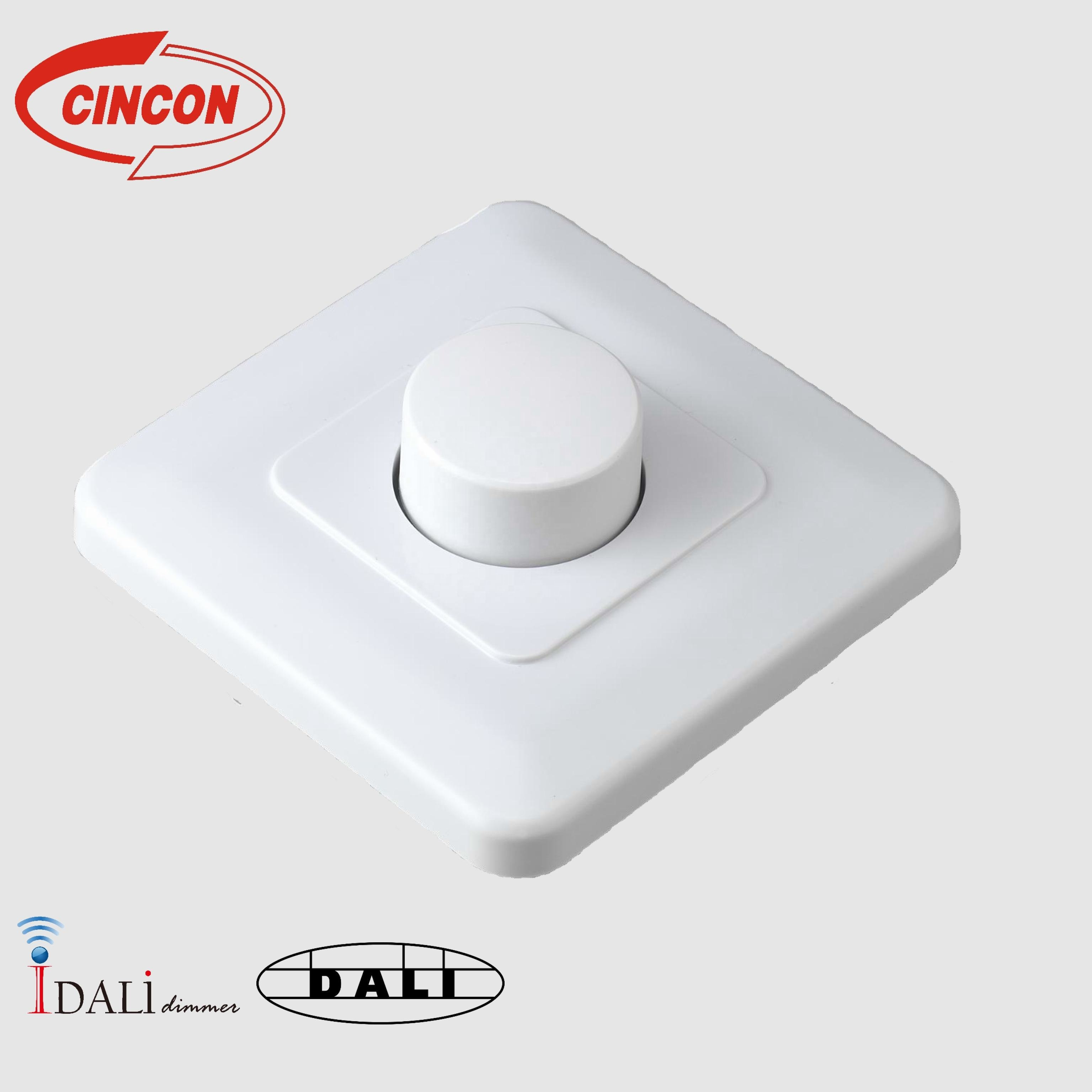 Dali Dimmer Switch For Lighting Control System Led Controller Hotel Light Room Rotary
