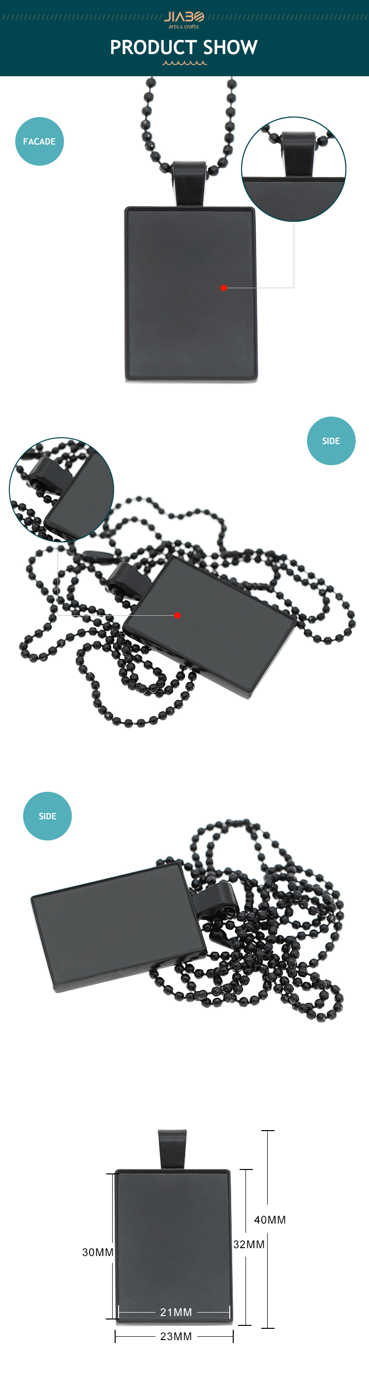wholesale stainless steel blank dogtags