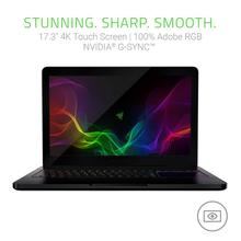 GROOTHANDEL <span class=keywords><strong>Razer</strong></span>-Blade Pro 17: <span class=keywords><strong>gaming</strong></span> Laptop-4 K Touchscreen-ULP Mechanische Toetsenbord-Intel Quad-Core Overclocked i7-7820HK