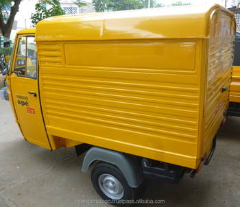 best delivery van manufacture