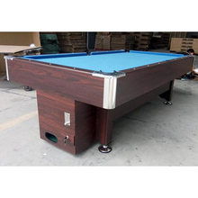 SZX 7ft 8ft 9ft Goedkope manual coin operated <span class=keywords><strong>biljart</strong></span> pool tafels te koop china