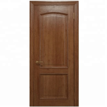 Hot Sale Prices House Door Design Glass Wooden Natural Materials
