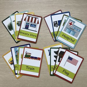 paper board game playing cards good quality cards