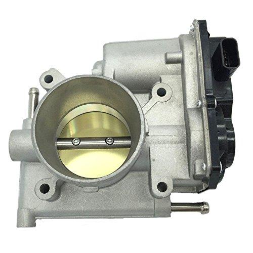 Fuel Injection Throttle Body For Mazda 3 Mazda 5 Mazda 6 2.0L 2.3L L3R413640