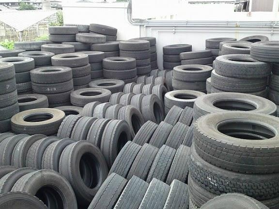 High quality second hand used car tires