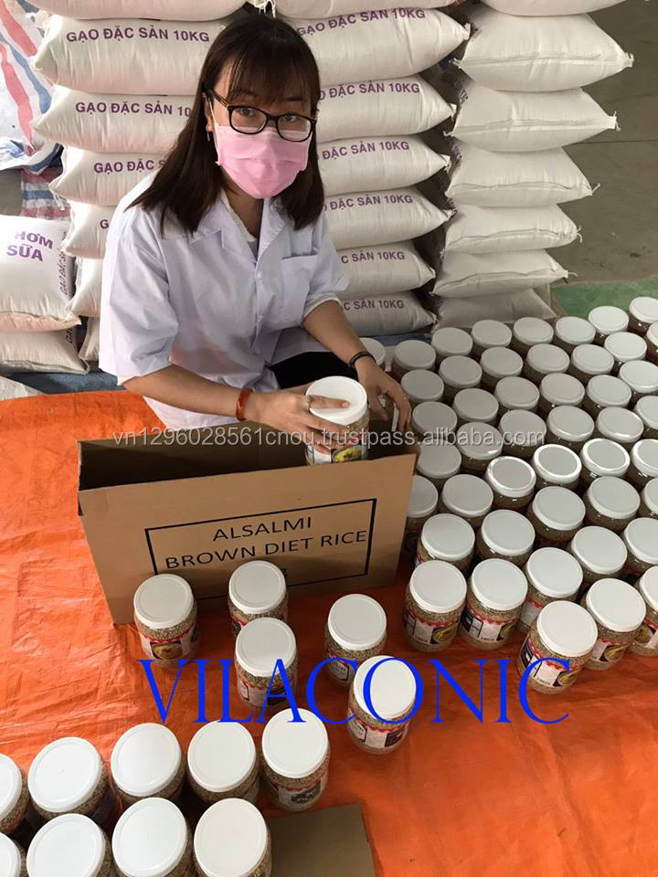 BROWN RICE SPECIAL RICE FOR EU, MIDDLE EAST - MS. JESSIE WHOLESALER