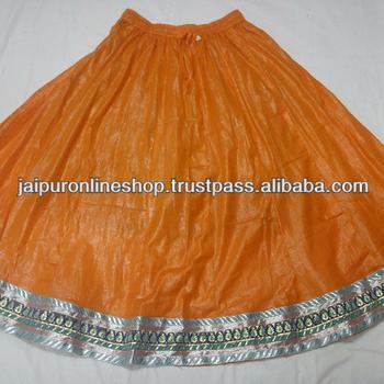 8b399ee04f4 Indien Bollywood Jupe Longue En Coton - Buy Jupe Longue En Coton ...