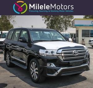 Toyota Land Cruiser Diesel >> Toyota Land Cruiser V8 Diesel Full Option