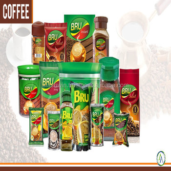 Branded Instant Coffee for Sale