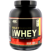 Authentic Optimum Nutrition Whey Protein 100% Gold Standard (Pick a Flavor)