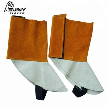 Welding Shoe Cover / Leather Spats