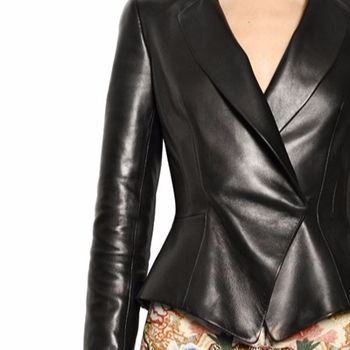 728043aa1 Fashion Women Genuine Leather Jacket 2016 - Buy Turkish Leather  Jacket,Women Leather Jacket,Genuine Leather Jacket Product on Alibaba.com