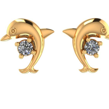 Women Earrings Gold High Quality
