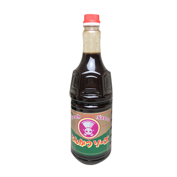 Japanese Tonkatsu organic sweet raw material soy sauce for pork cutlet