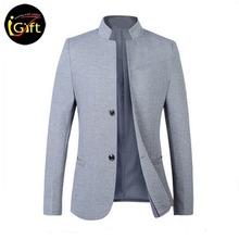 Aktion Stehkragen Anzug, Einkauf Stehkragen Anzug