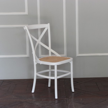 Indonesia Furniture - Cross Back Chair Dining furniture