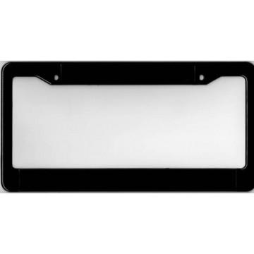 License Plate Frame Plastic, License Plate Frame Plastic Suppliers ...