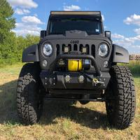 Hemi V8-Powered 2017 Jeep Wrangler Unlimited Rubicon