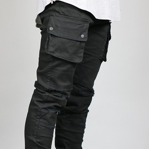 factory 100% cotton Workwear Working Pants cargo pants men