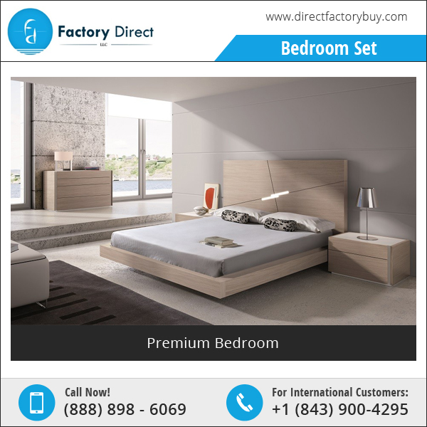 Highest Quality Materials Bedroom Set at Wholesale Price