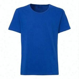 Plain Dyed Cotton T-shirt for Men
