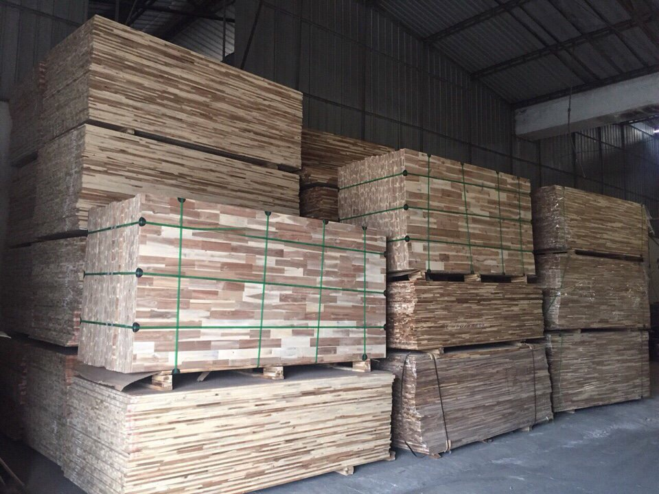 Best Quality Acacia Finger Joint Board Made In VietNam 2018