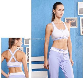 828882005 Fitness Rouch Built-in Bra Crop Top 2 Way Halter Tank/boot Cut Drawstring  Trouser Sports Wear Yoga Gym Wear - Buy Sports Wear,Yoga Wears,Gym Wear ...