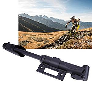 Bike Pump - Tire Pump - Mountain Bike Accessories - Bike Tire Pump - Portable Air Pump - Multi-functional Portable Bicycle Cycling Bike Air Pump Tyre Tire Ball Mini Pump