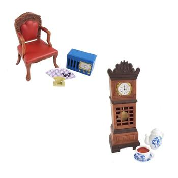 Models  Model Kits  Carton  Miniature Furniture   ( 8 pieces per box )