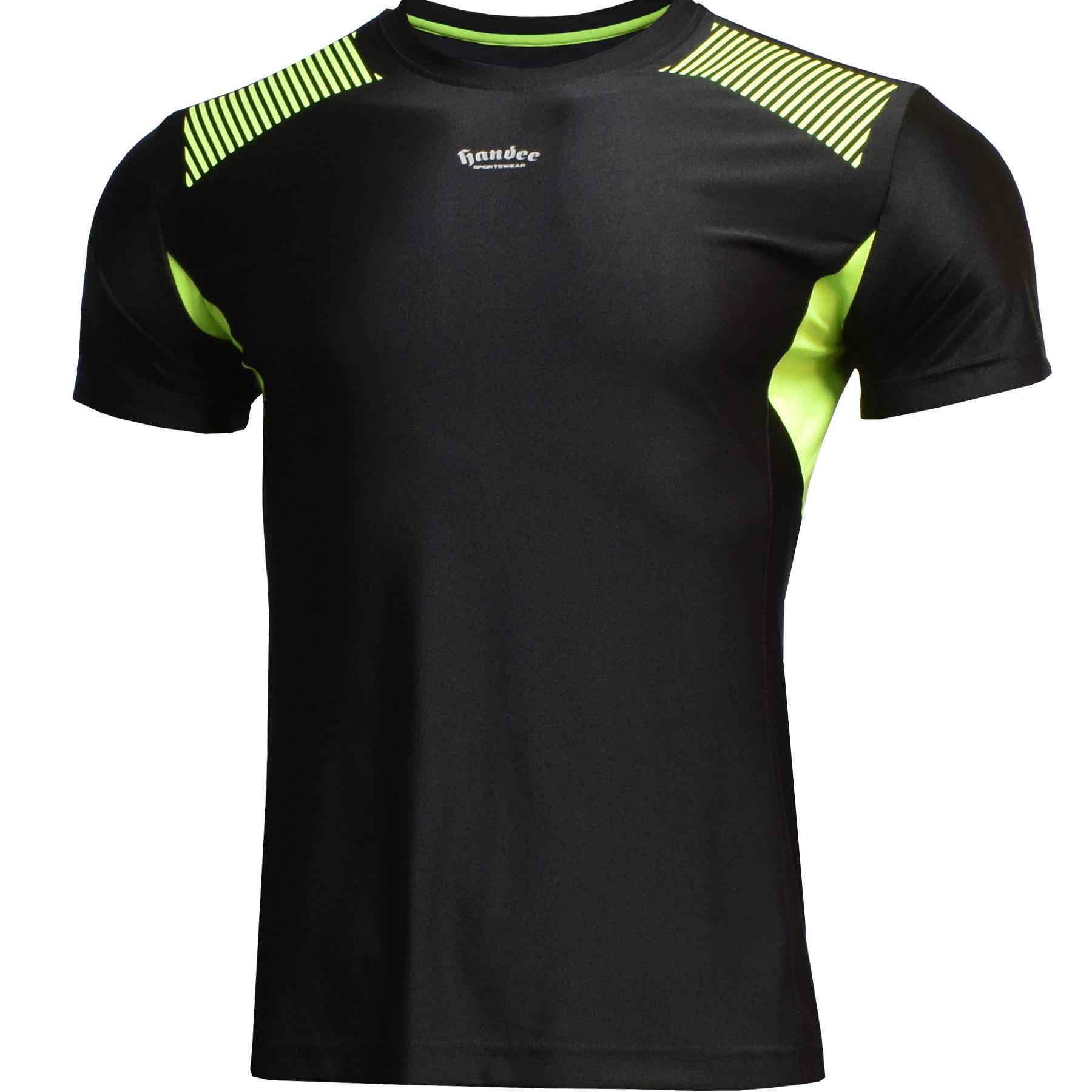 Top Quality Custom Sport Wear Fitness Sportswear Short Sleeve T-shirt Gym  Clothing Apparel For Men - Buy Gym Fitness Clothing For Men,Gym