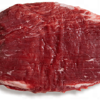 Thick Flank Fresh/ Frozen halal beef meat 90VL, 95VL and 98VL Package