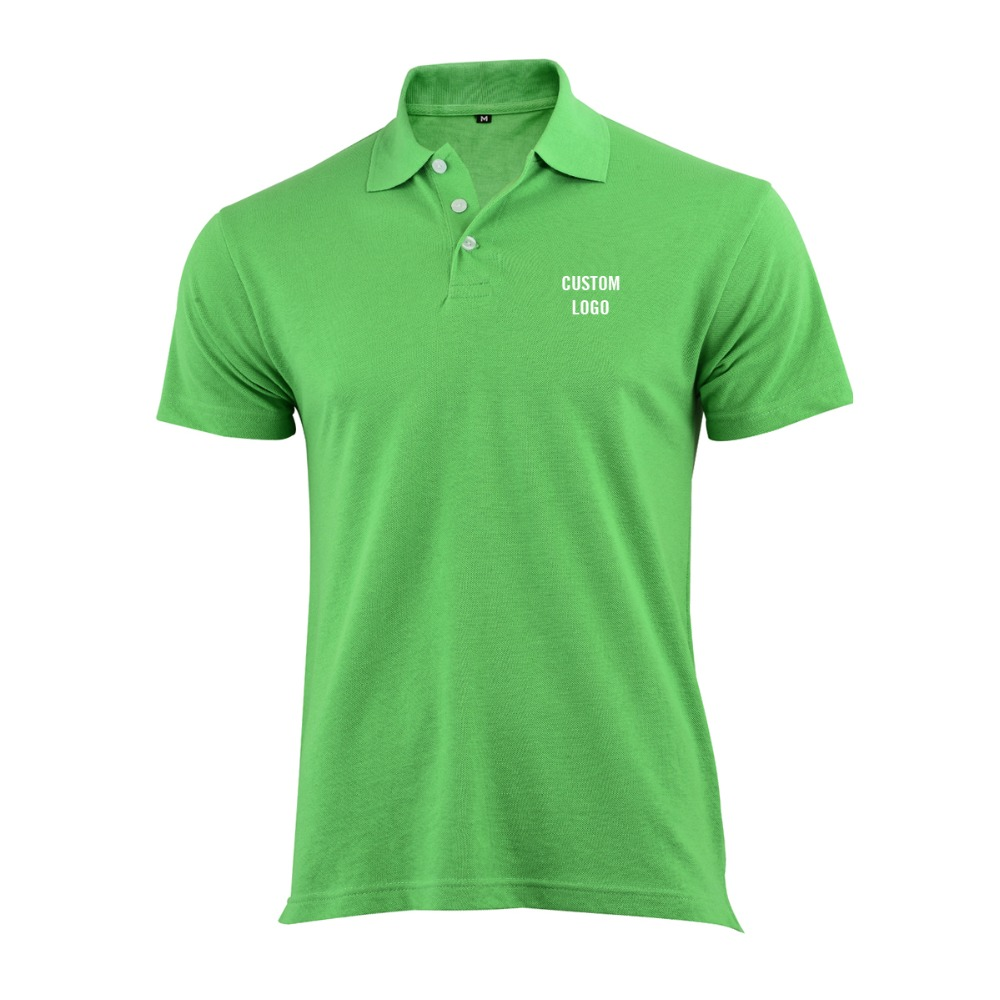 2018 Style Mens Custom Embroidered Polo Shirt Buy Mens Polo