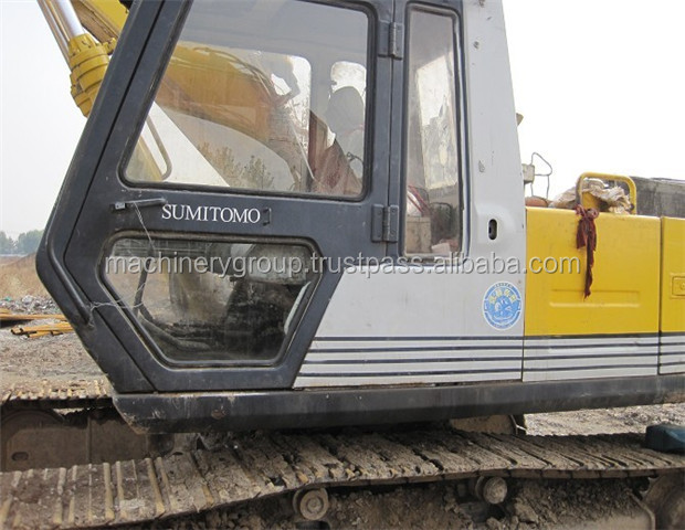 Good and cheap SH330 S330 Sumitomo used excavator for sale/used excavator S265 S280 S330