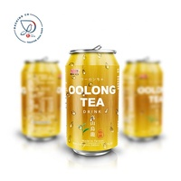 Rico Canned (Tin) Oolong Ready to Drink Tea