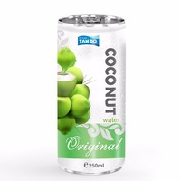 Sugar Free Coconut Water with pulp Private label OEM ODM OBM